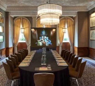 george hotel edinburgh meetings and events