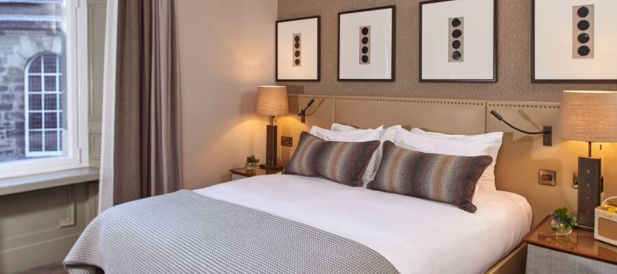 george hotel edinburgh guest rooms